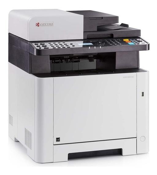 Multifuncional Laser Color Ecosys M5521cdn M5521 5521 Kyocera Duplex Colorida Laser Duplex E Rede