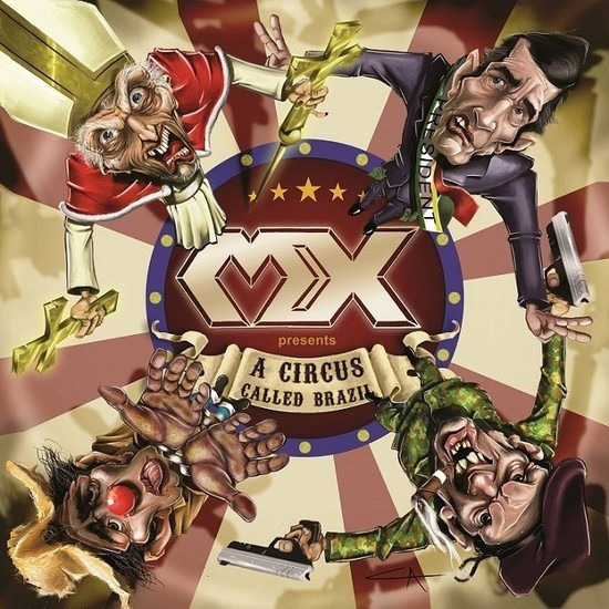 Cd Cd Mx A C Ircus Called Brazil Mx