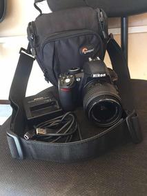 Câmera Nikon D3100 Super Nova