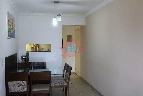 Imagem 1 de 14 de Apartamento - Ref: 02288