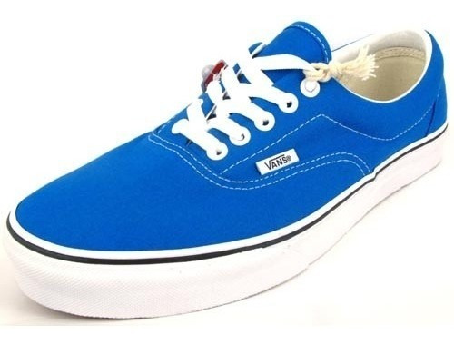 Zapatos Vans Classic Of The Wall Originales Azul Rey