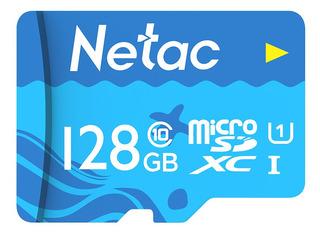 Netac 128gb Cartão Tf De Grande Capacidade Micro Sd Cartão
