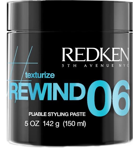 Cera Modeladora Cabello Cuidado Personal Rewind 06 Redken