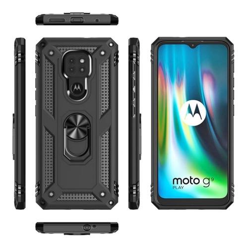 Imagen 1 de 8 de Motorola Moto G9 Play - Carcasa, Case, Funda Protectora