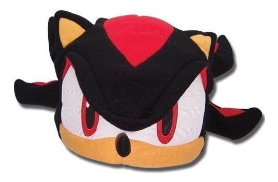 Sonic The Hedgehog Shadow Gorro Gorra Original Disfraz Envio