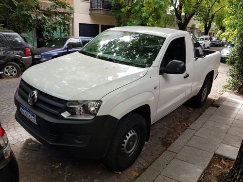 Volkswagen Amarok 2.0 Cs Tdi 140cv 4x2 Startline 2016