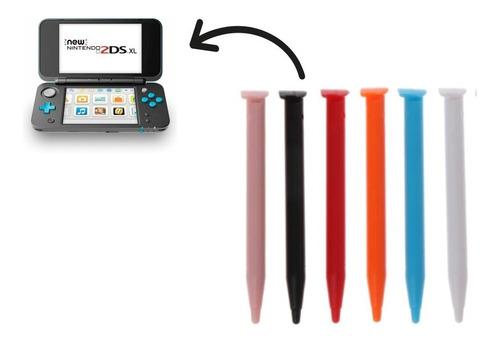 1x Lápiz Óptico Stylus Nintendo New 2ds Xl Stilus Plástico