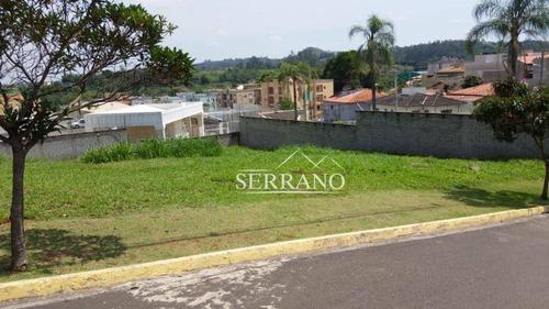 Terreno À Venda, 360 M² Por R$ 270.000,00 - Condomínio Via Castelli - Louveira/sp - Te0182