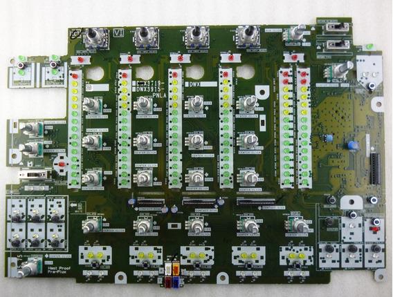 Placa De Controle -pnla Assy Djm-900nxs2 Dwx3719