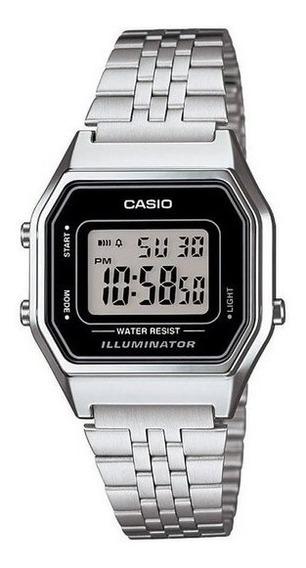 Relógio Casio Vintage Unissex La680wa1df Original