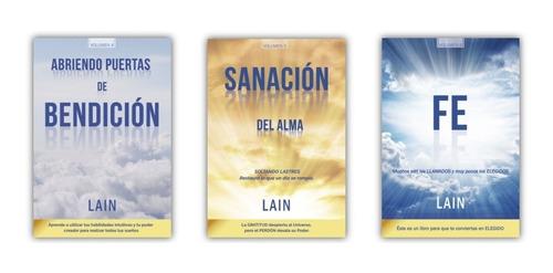 Imagen 1 de 5 de Saga La Voz De Tu Alma - Libros 4, 5 Y 6 - Lain Garcia Calvo