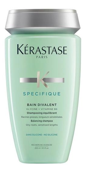 Shampoo Kérastase Spécifique Bain Divalent Oleosidad 250 Ml