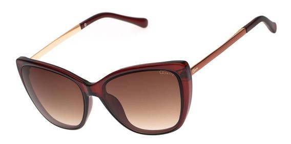 Oculos Ogrife Solar Feminino Og 1215-c Proteção Uv Original
