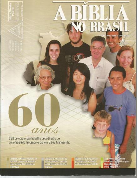 067 - Revista A Biblia No Brasil - 60 Anos