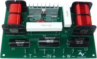 Divisor De Frecuencia American Vox Cr18 Driver 2 600 Watts