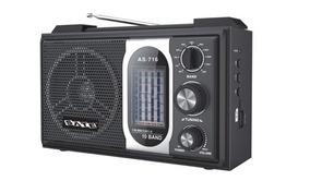 Rádio Relógio Sate Am/fm 3 Watts Bivolt As 716