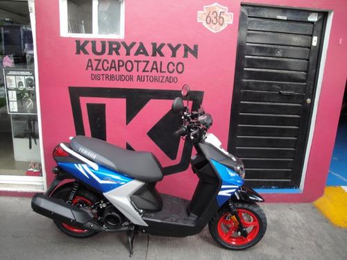 Imagen 1 de 7 de Yamaha Bws Color Nuevo Recibo Moto O Auto Paga Con Tarjetas