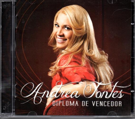 Cd Andrea Fontes - Diploma De Vencedor