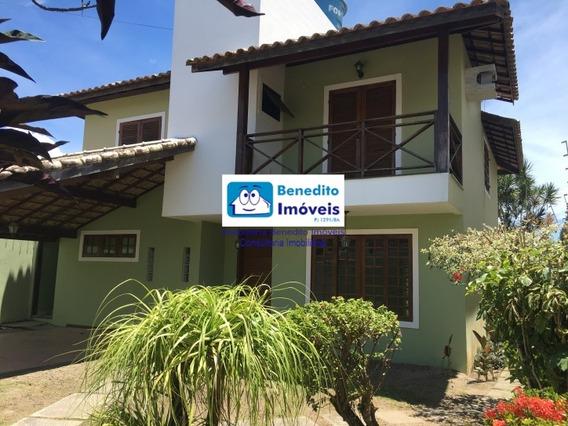 Vendo Excelente Casa Com 03 Dormitórios Em Porto Seguro - 1626