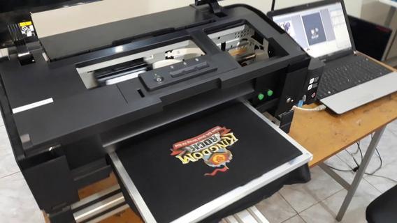 Projeto Para Transformar Impressora Epson A3 Em Dtg