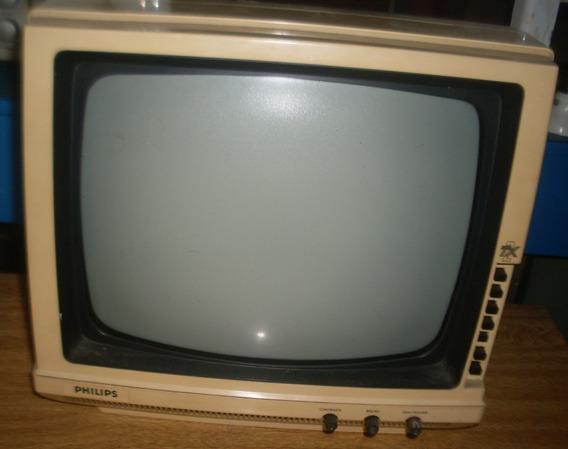 Tv Philips Tx2 De 12 Polegada Mod: 12bx1001