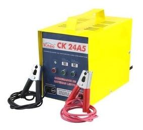 Carregador De Bateria 5a Ck24a5 Bivolt - Kitec