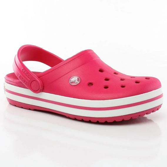 Sandalias Crocs Crocband Mujer Originales Verano