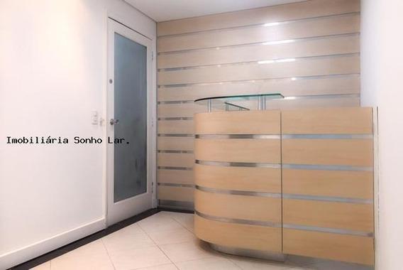 Sala Comercial Para Locação Em São Paulo, Vila Leopoldina, 2 Banheiros, 1 Vaga - 4905