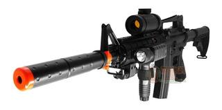 Rifles Armas Colt M4 M16 Airsoft Tactica M83 Marcadora