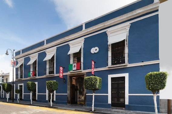 Hotel En Venta En El Centro Cerca Del Zocalo De Puebla