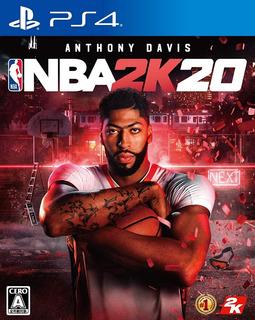 Nba 2k20 Ps4 Juego Fisico Sellado Playstation 4 2k 20