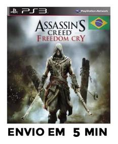Assassins Creed Freedom Cry Ps3 Psn Envio Agora