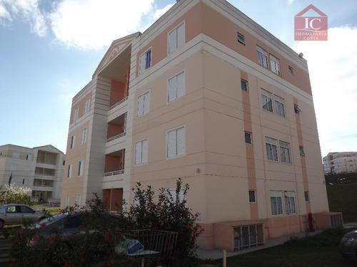 Apartamento Em Condomínio!! - Ap0161