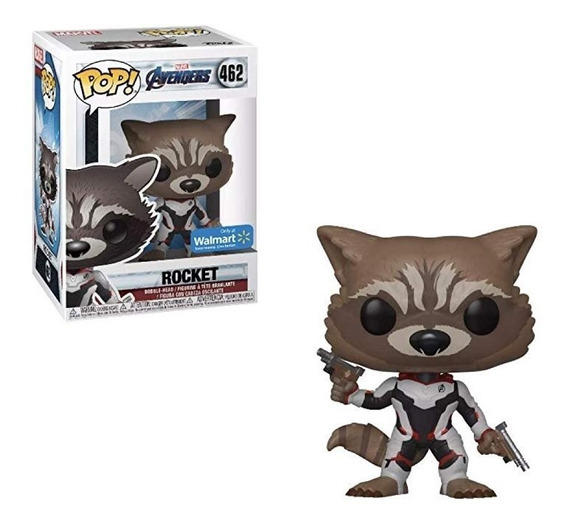 Funko Pop! Avengers Endgame - Rocket O Ronin Selecciona