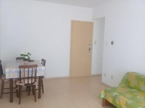Apartamento À Venda, 50 M² Por R$ 225.000,00 - José Menino - Santos/sp - Ap4869