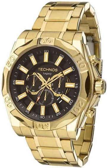 Relógio Technos Masculino Cronógrafo Js25bc/4p