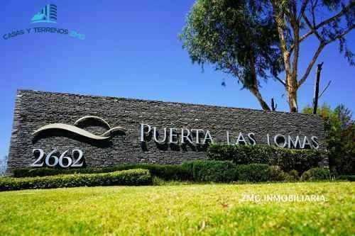 Puerta Las Lomas La Mejor Residencia Nueva