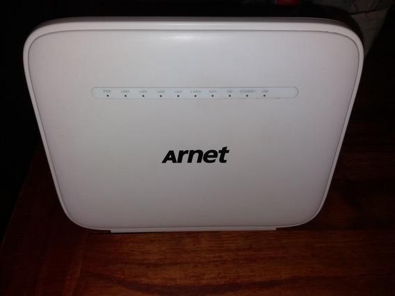 Modem/router Wifi, Arnet Doble Banda ( 2,4 Y 5ghz) Completo