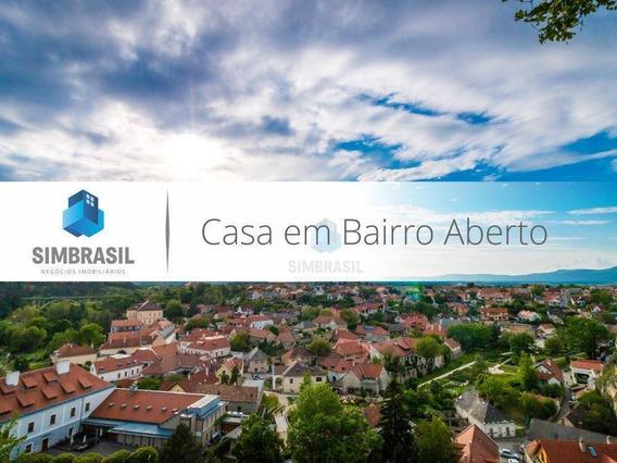 Casa Residencial À Venda, Parque Das Universidades, Campinas. - Ca0536