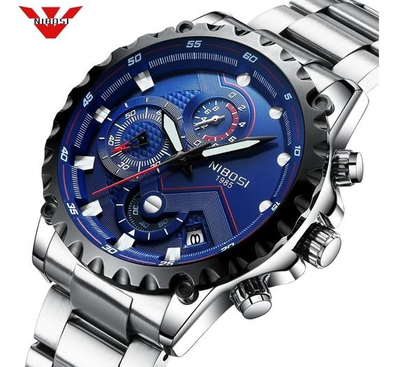 Relógio Masculino Sport 100% Funcional Original
