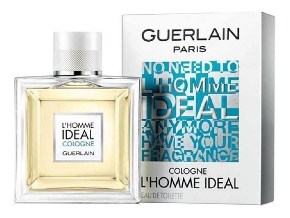 Perfume Guerlain L´home Ideal Cologne Edt 100ml Oiginal