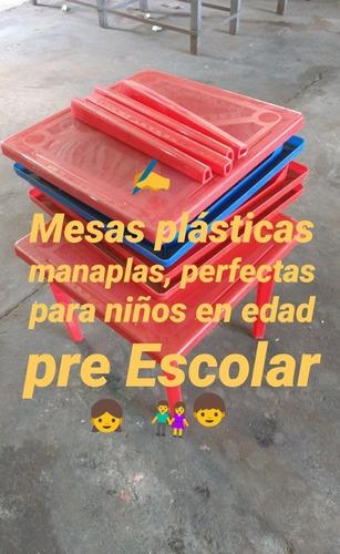 Mesas Plásticas Para Niños