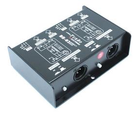 Direct Box Duplo Passivo 2 Canais Turbo Db-02 Promoção