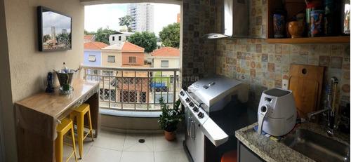 Imagem 1 de 15 de Apartamento - Bosque Da Saude - Ref: 14148 - V-872145