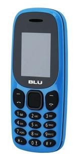 Celular Ideal P/ Idosos Blu Jenny J050 Dual Sim Tela 1.8azul