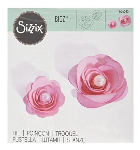 Sizzix Bigz Die Flowers 3d De Beth Reames