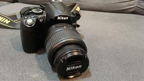 Câmera Nikon D5000 + Lente 18-55 Mm