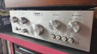 Amplificador Sansei Pa4700 Impecable