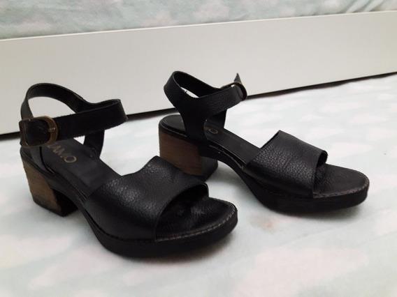 Sandalias Viamo Modelo Matoli Impecables Como Nuevas