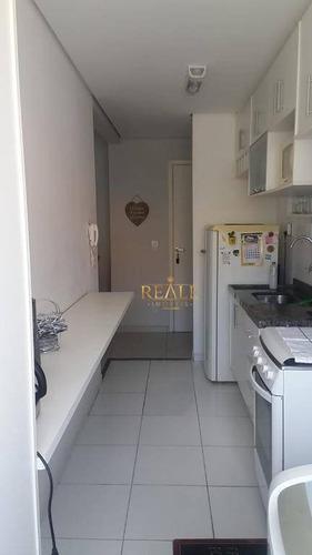 Apartamento À Venda, 54 M² Por R$ 278.000,00 - Santa Claudina - Vinhedo/sp - Ap0768